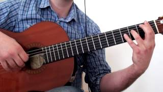 Karma Police (Radiohead) - Solo Fingerstyle Guitar Cover