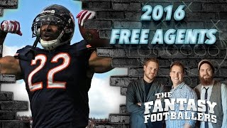 Free Agent Preview, Super Bowl Recap, & Mailbag Ep. #178 - The Fantasy Footballers
