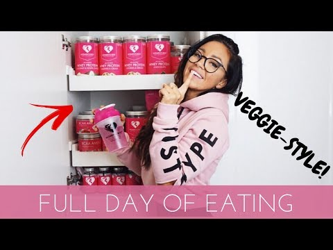 VLOG - WHAT I EAT IN A DAY - HEALTHY FOOD FOR STRESSFUL DAYS