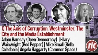 RIC Conference 2016 - Axis of Corruption