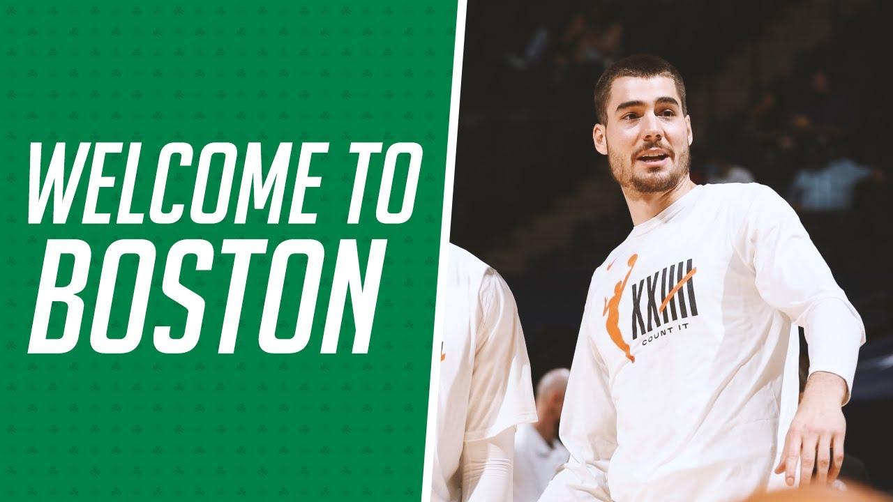 What Does Juancho Hernangomez Bring To The Boston Celtics?