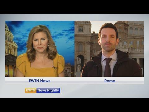 Pope Francis celebrates World Mission Day | EWTN News Nightly
