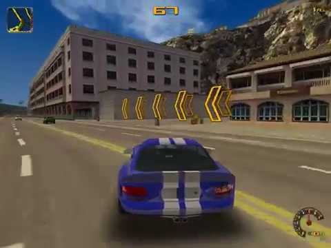 Test Drive 2002 / Part 4 - Monte Carlo