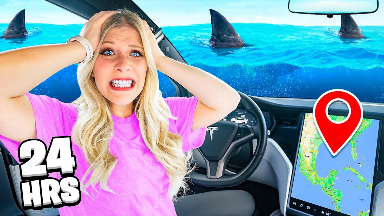 I Let a Tesla Control My Life for 24 Hours! - Challenge