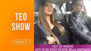 Teo Show (08.03.2019) - Bella Santiago, talente la &quotTest de vedeta&quot! Cum se descur ...