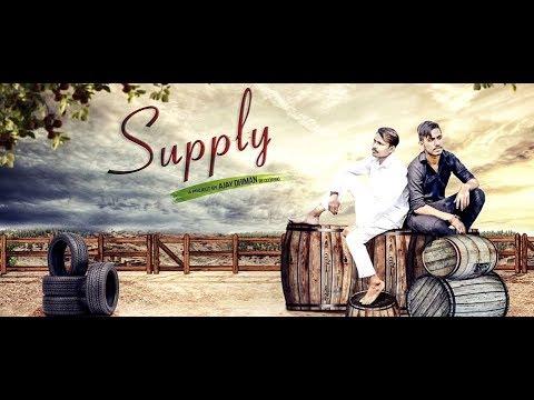 SUPPLY ( FULL SONG) SAHIL SARGAM FT. JOHNAY | LATEST PANJABI SONG 2017 FBBS PRODUCTION