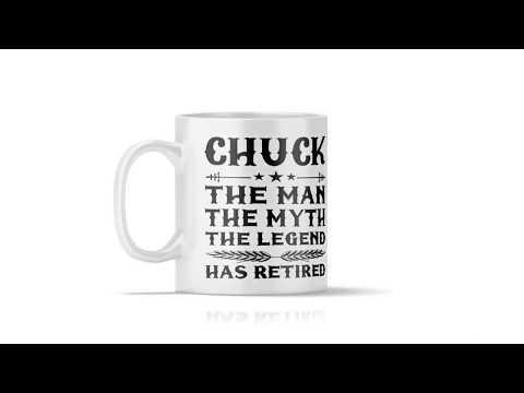Personalized Retirement Gift Mug