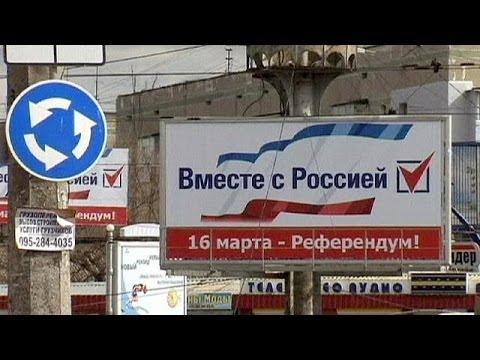 Crimea: referendum sull'annessione alla Russia