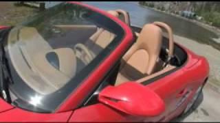 The New Driver's Seat - Porsche Boxster