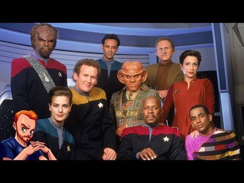 My Thoughts on Star Trek Deep Space Nine