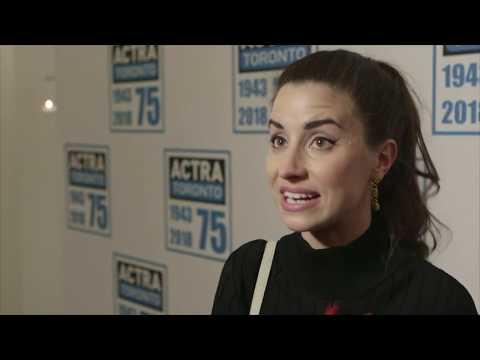ACTRA Toronto and Canada 150: Bryn McAuley