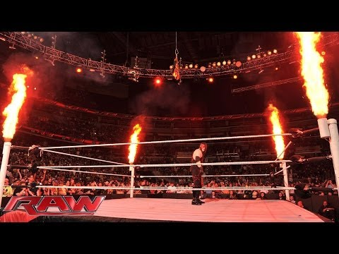 Kane entered into MITB Ladder Match: Raw, June 23, 2014