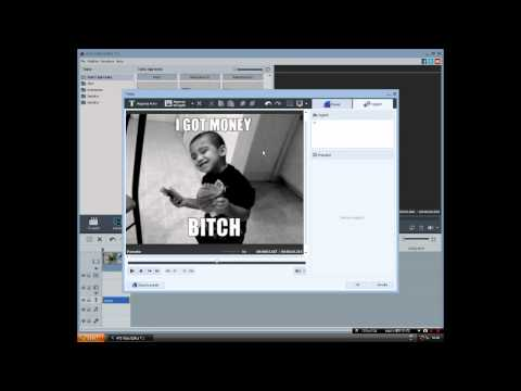 TUTORIAL - Come Fare Il Thug Life Su AVS Video Editor 7.1