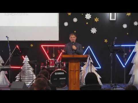Полтавская Христианская Церковь - Евгений Руднев - Какую важность для нас имеет служение.22 12 2019