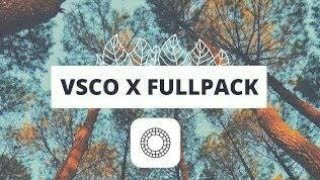 vsco x free link