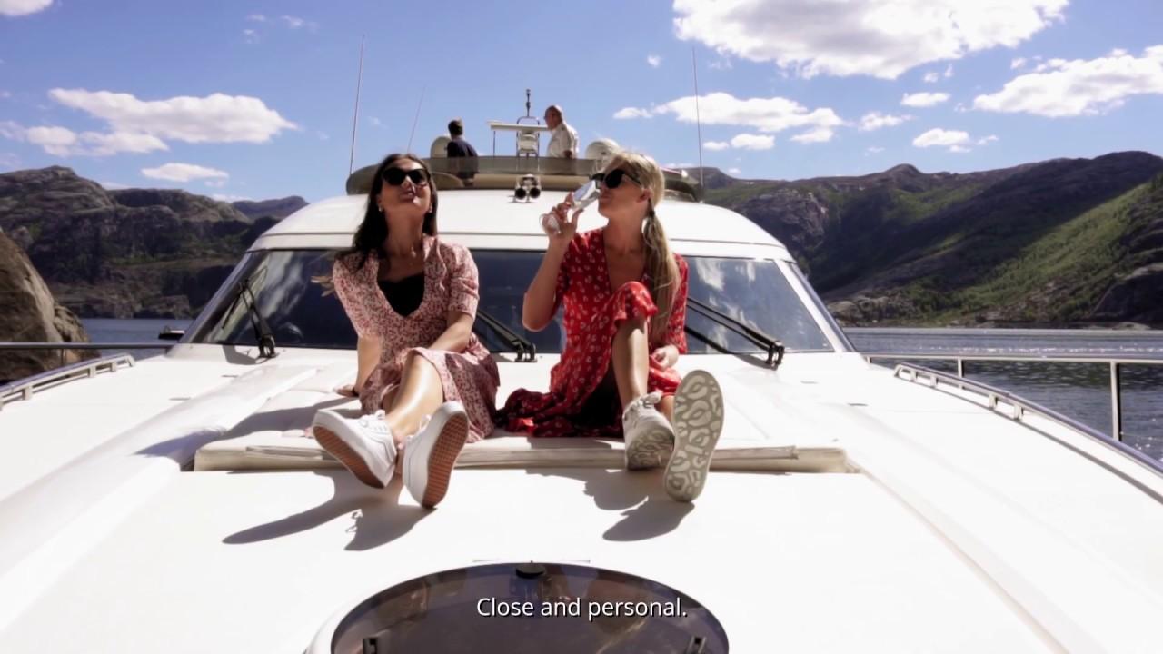 Cruise Stavanger-Bergen and beyond
