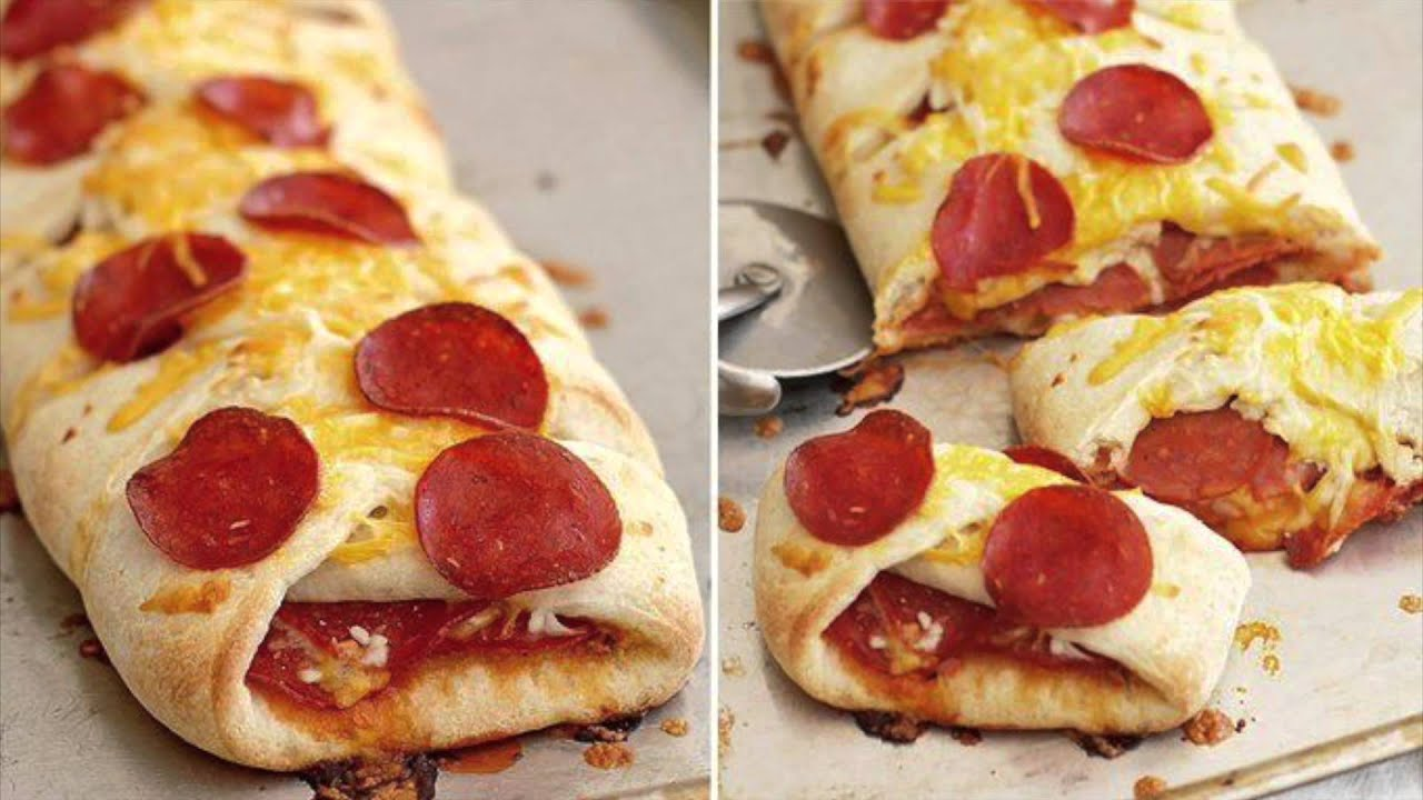 Pepperoint Pizza Ring