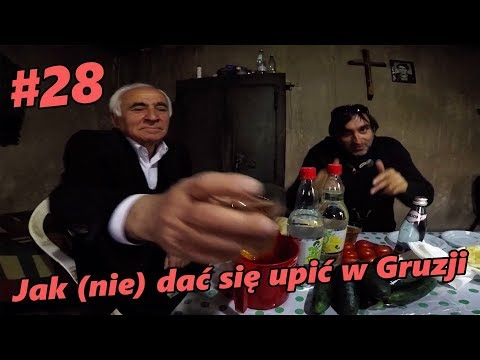 To Central Asia By Bicycle - #28 How To (not) Get Drunk In Georgia (English Subtitles)