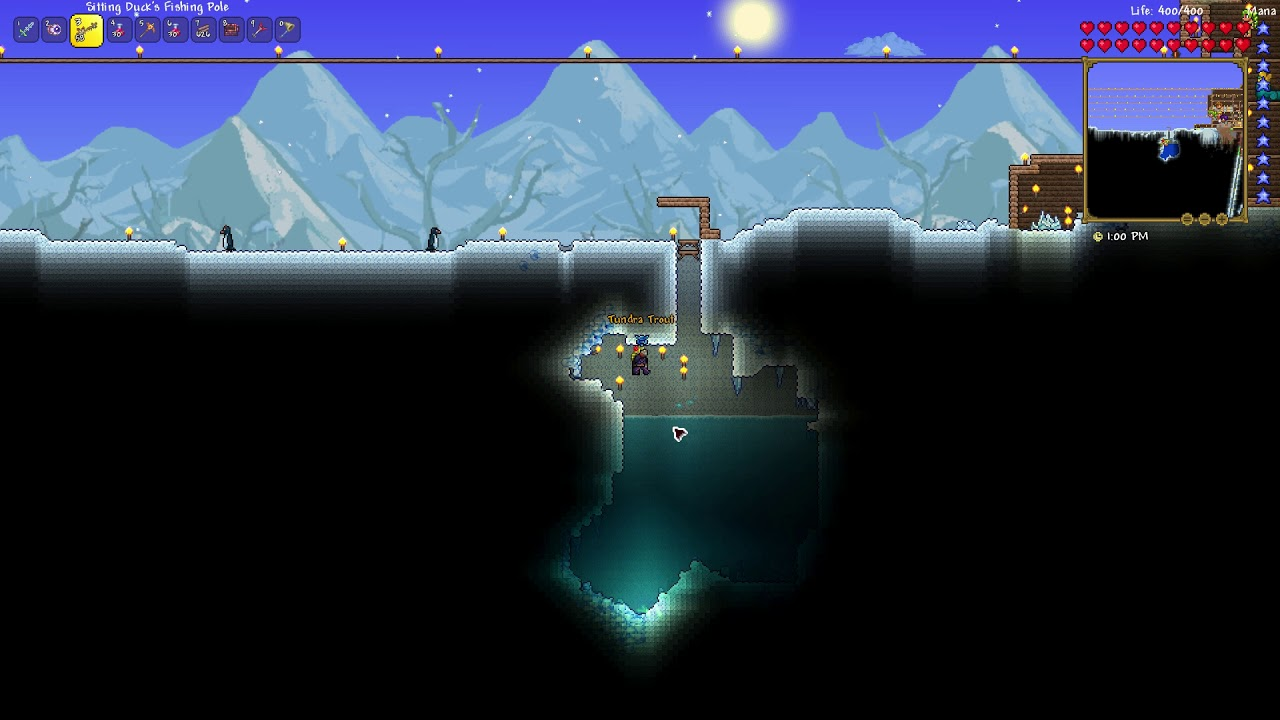 🔥 Terraria fishing quest guide | Quests  2019-06-19