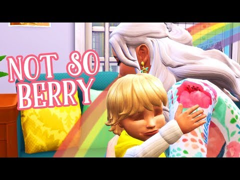 GRANDMA'S BOY!! // The Sims 4: Not So Berry Challenge ? | Season 2, Episode 16 thumbnail