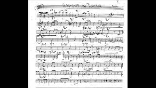 A Night in Tunisia Play along - Backing track (Bb key score trumpet/tenor sax/clarinet)