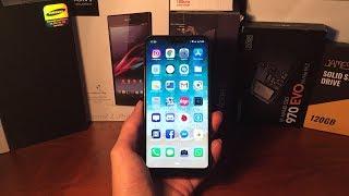 Androİd Telefonu İphone'a Çevİrme ! İos Launcher / Detayli İnceleme