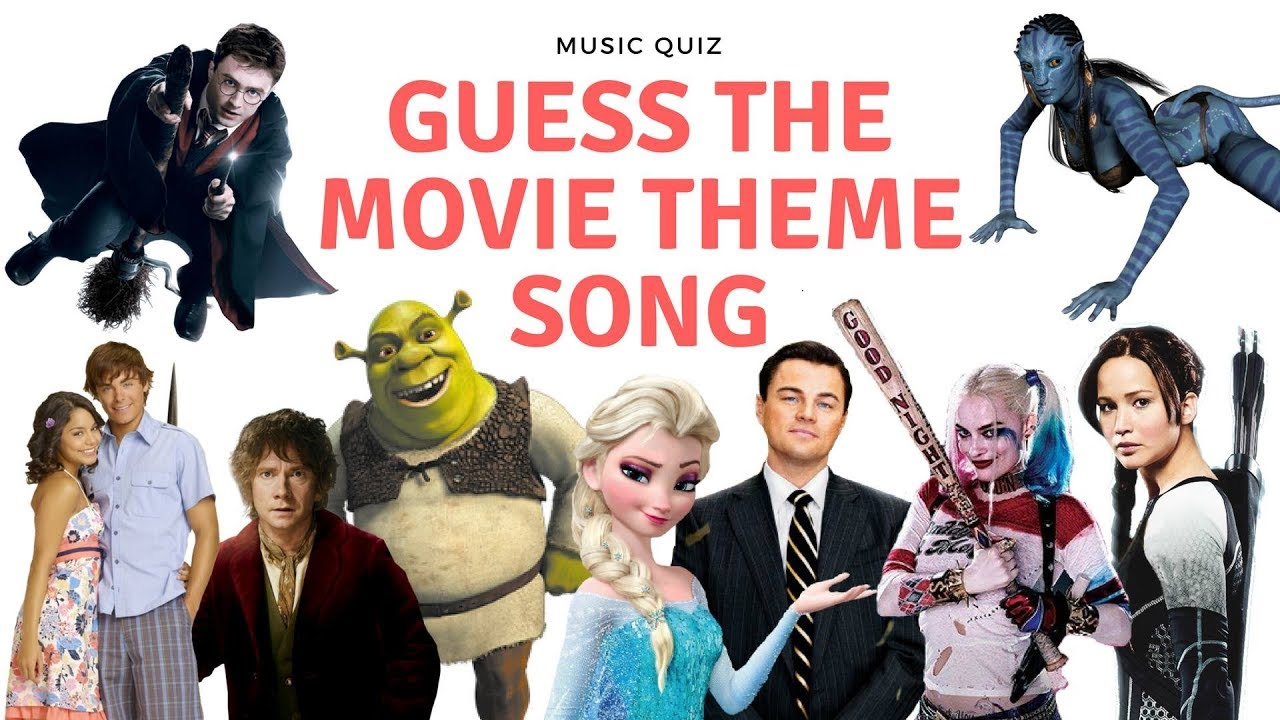 Movie Theme Song Quiz Only The Best From 2000 2018 Movies Youtube