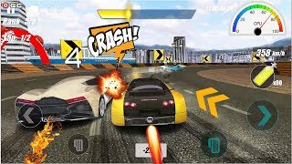 """Illegal Drift Racing """"Pagani   Bugatti Veyron"""" Speed Car City Race Games - Android Gameplay #4"""