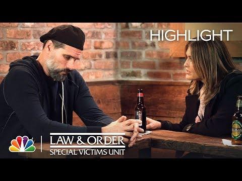 Benson Proves Stone Is Innocent - Law & Order: SVU (Episode Highlight)