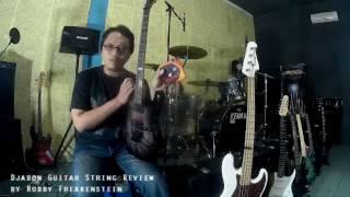 Gambar cover Djabon strings 10-46 review