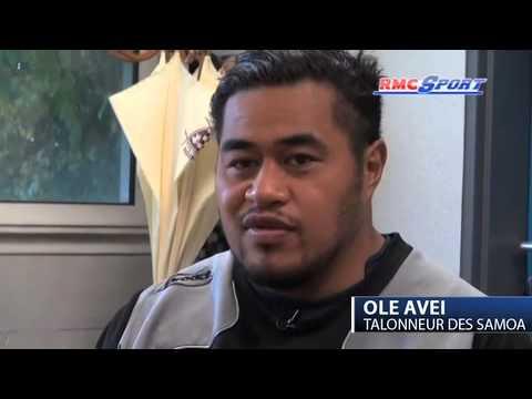 France - Samoa : Ole Avei, pur produit du Pacifique (24/11/12)