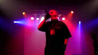 "Lord Malice ""Dead Body Demon"" I Am Raw tour 4/17/11 Pittsburgh"