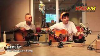 Watch Hedley The Sweater Song video
