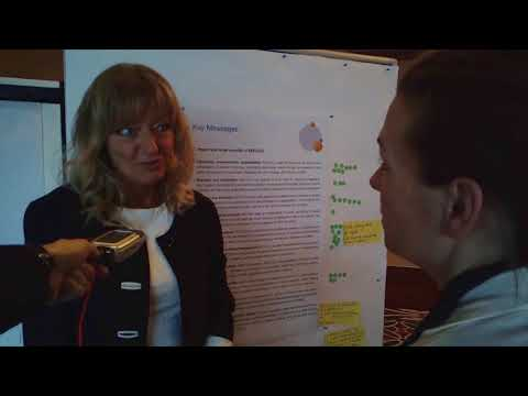 Adult Education and Development Conference, Tbilisi, October 2017  Interview with Katarina Popovic