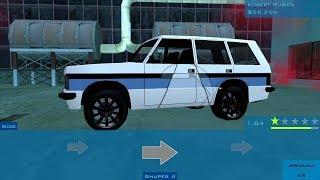 NFSSA - SUVs at low score in a nutshell (nfs carbon parody)