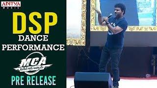 Devi Sri Prasad Dance on Stage @ MCA Pre Release Event || Nani, Sai Pallavi || DSP