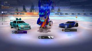 Stream, October 20th 2017 - Rocket League Snow Day