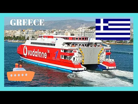 GREEK ISLANDS: travel by boat from KOS, to KALYMNOS, LEROS, LIPSI and PATMOS, beautiful views