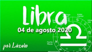 LIBRA Horóscopo de hoy 4 de Agosto 2020 | Cuánto carácter para tanta simpatía