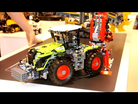 NEW!  LEGO Technic 42054 Claas Xerion 5000 TRAC VC