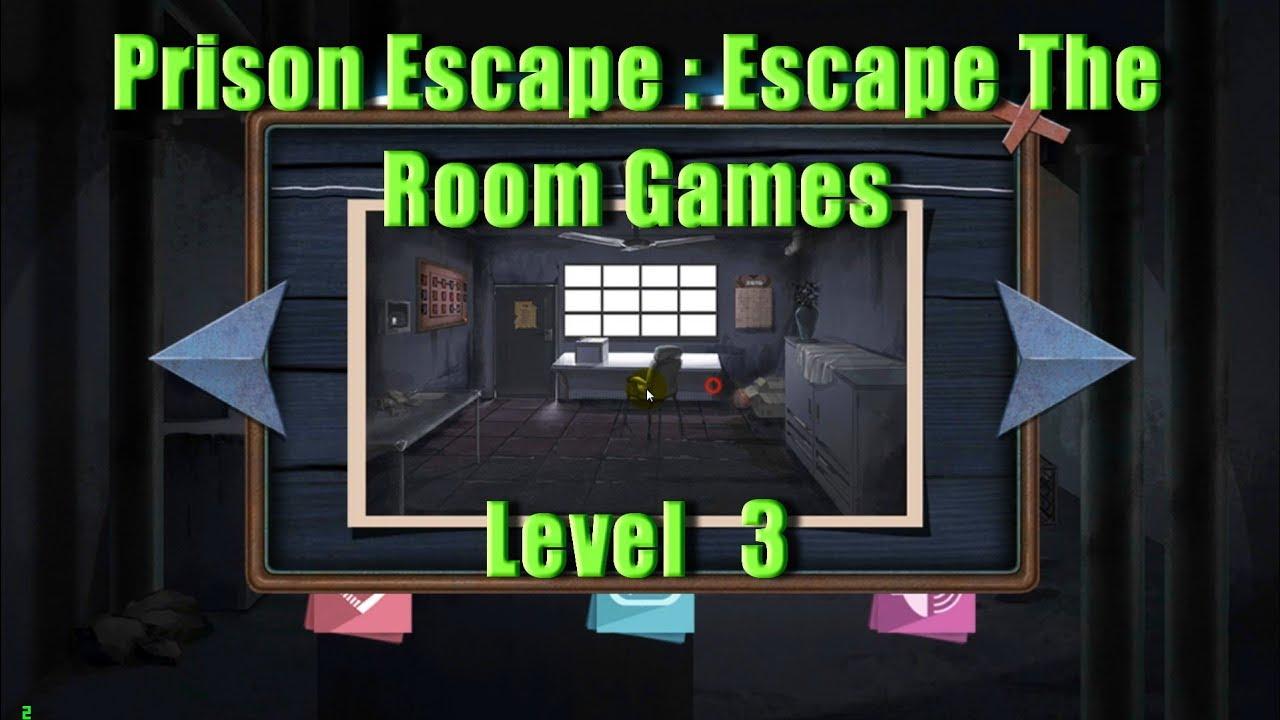 Escape 3 прохождение тюрьма