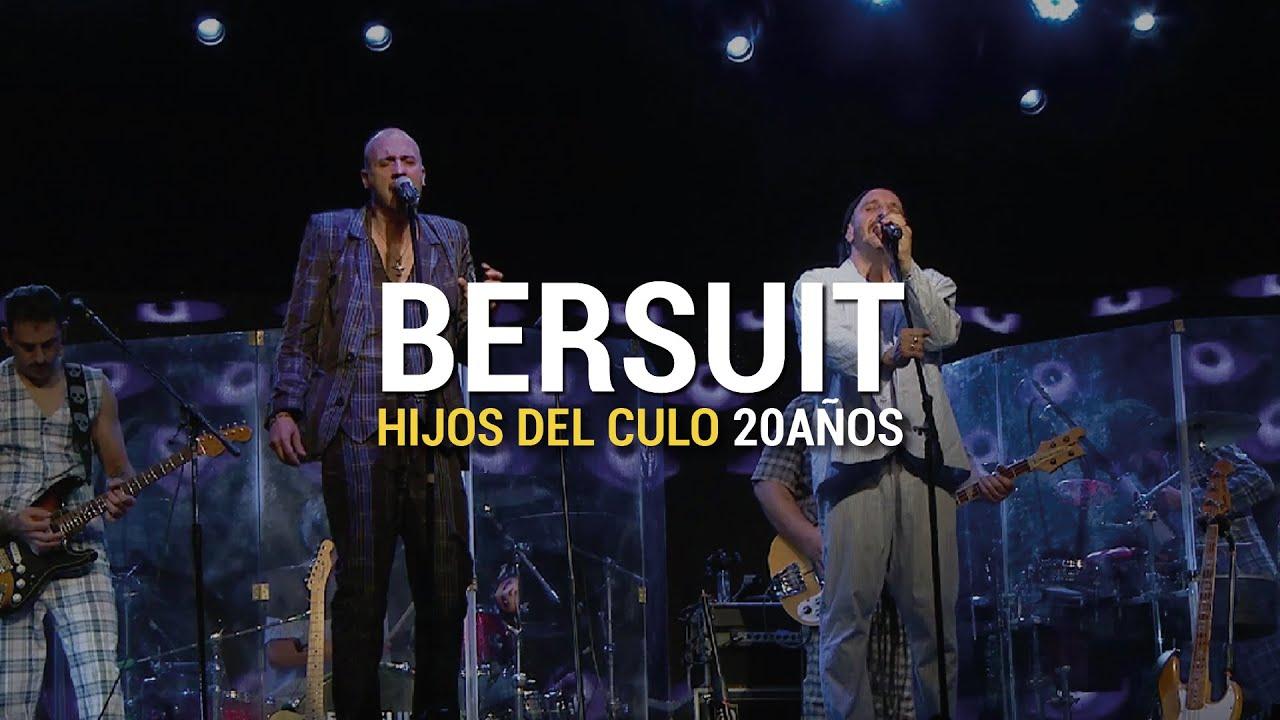 Download Bersuit Vergarabat - Hijos Del Culo 20 Años - (Show Completo)