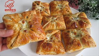 With this recipe, everyone will be able to easily prepare puff pastry without taking ready-made