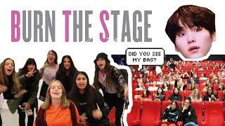 BTS Burn The Stage movie VLOG - Bern