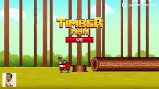 Timberman VS Review  (ALL Game MODES Explored) (Nintendo Switch)