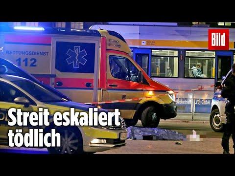 Täter auf der Flucht! Mann vor Leipziger Hauptbahnhof erstochen