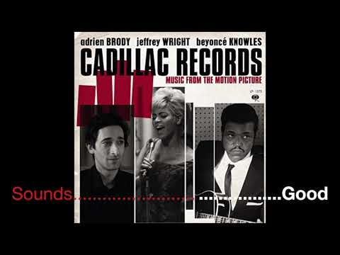 Cadillac Records I'm Your Hoochie Coochie Man  Jeffrey Wright