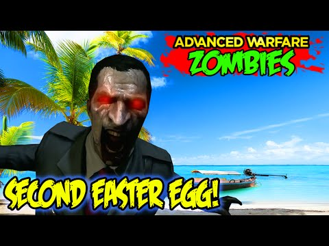 Exo Zombies Carrier Second Easter Egg Ending Hint! (Call of Duty Advanced Warfare)