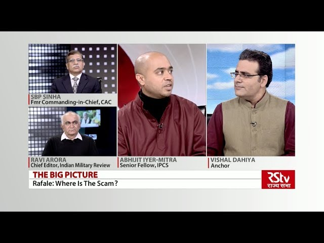 The Big Picture - Rafale: Where is the scam?