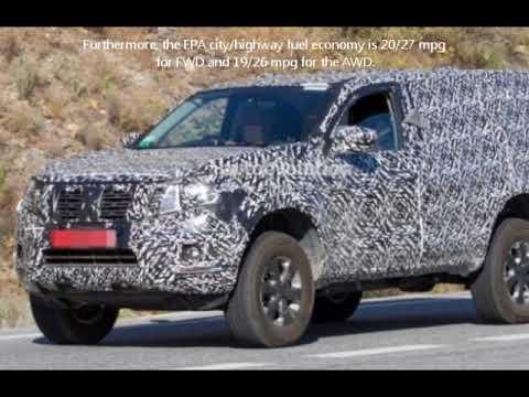 2019 Nissan Pathfinder Redesign - YouTube
